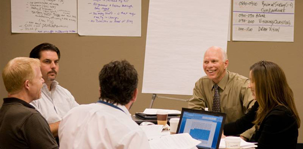 Business consulting and team building with Dr. Merlin Switzer