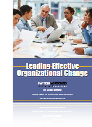 PDF cover: Leading Effective Organizational Change