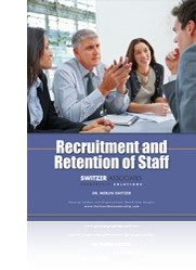 PDF cover: Recruitment and Retention of Staff