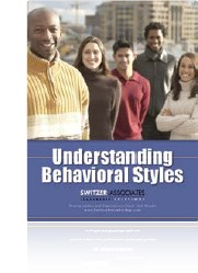 PDF cover: Understanding Behavioral Styles