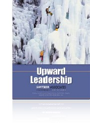 PDF cover: Upward Leadership